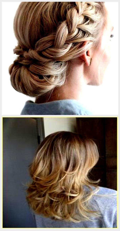 25 moderne und schöne hochsteckfrisuren für langes haar in