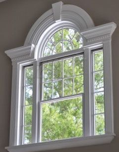 Best 25 window moulding ideas on pinterest diy interior for Decorative archway mouldings