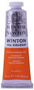 Winsor & Newton Winton Yağlı Boya 4 Cadmium Orange Hue