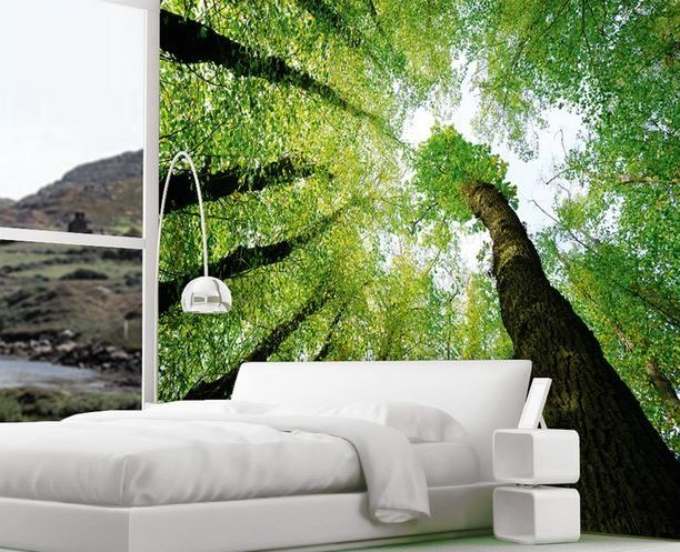 Arco by Flos in an amazing bedroom