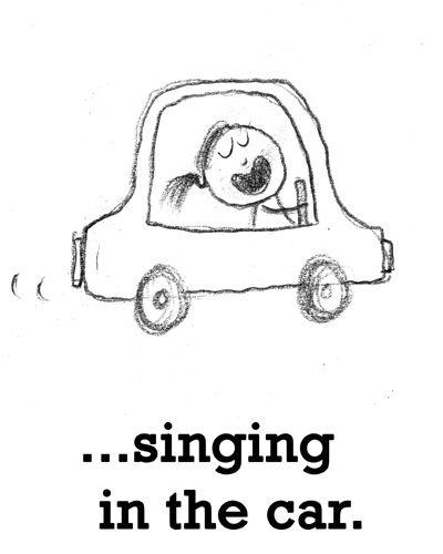 Music singing Quote