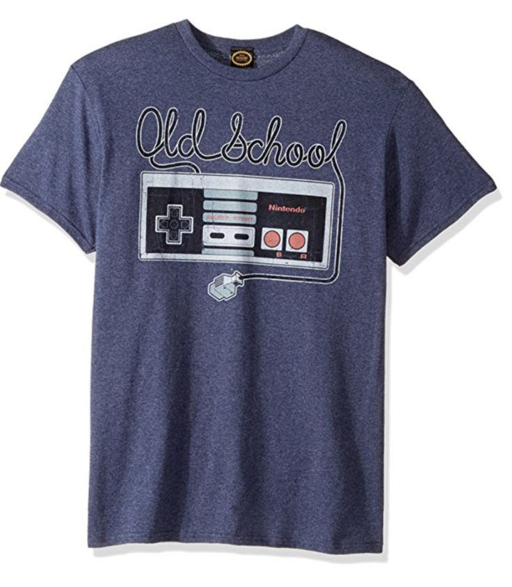 NES controller Old School Nintendo t-shirt https://www.amazon.com/Nintendo-Tangled-Controller-T-Shirt-Premium/dp/B06Y36RKDK/ref=as_li_ss_tl?ie=UTF8&qid=1496963504&sr=8-18&keywords=splatoon&linkCode=ll1&tag=mypintrest-20&linkId=d638501e59c03cde6719479b7bf2913b