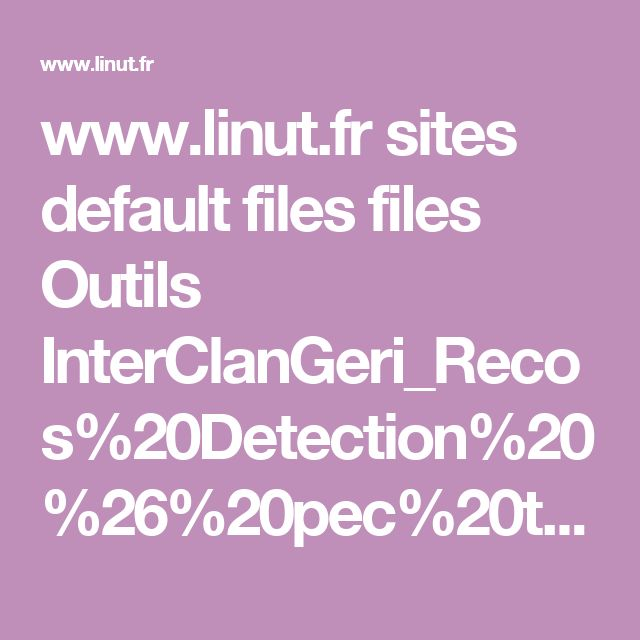 www.linut.fr sites default files files Outils InterClanGeri_Recos%20Detection%20%26%20pec%20trs%20deglut%20suj%20age%20etabl%20sante_2011_03.pdf