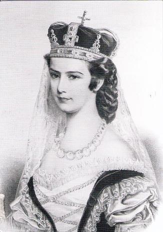 """Empress Elisabeth of Austria (""""Sisi""""):"""