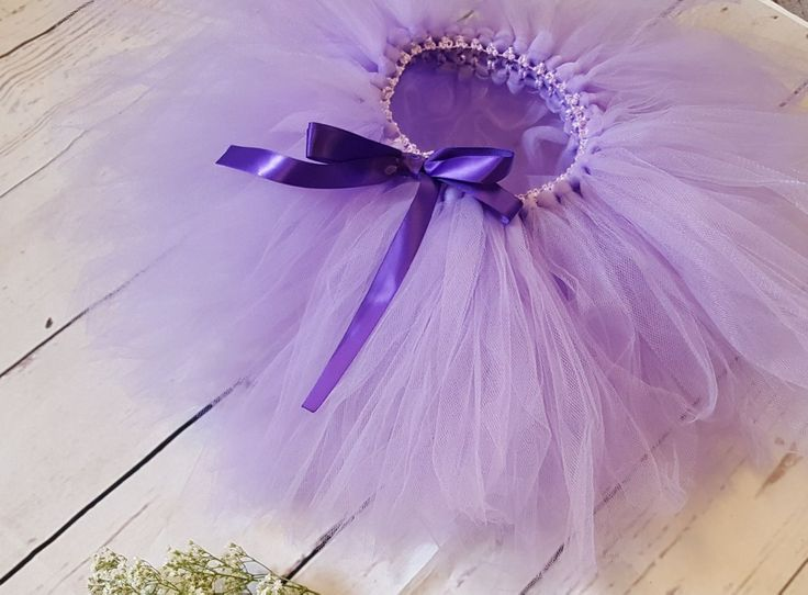 Need a full and fluffy tutu. This Lavender tutu is the perfect tutu and will make you the gift giving hero. Grab 10% off here --> http://eepurl.com/cUBjJj