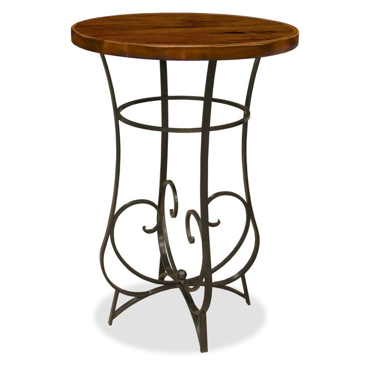 South Cone Mark Round Pub Table - LUCIABART