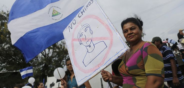 Campesinos say no to the Nicaragua Canal