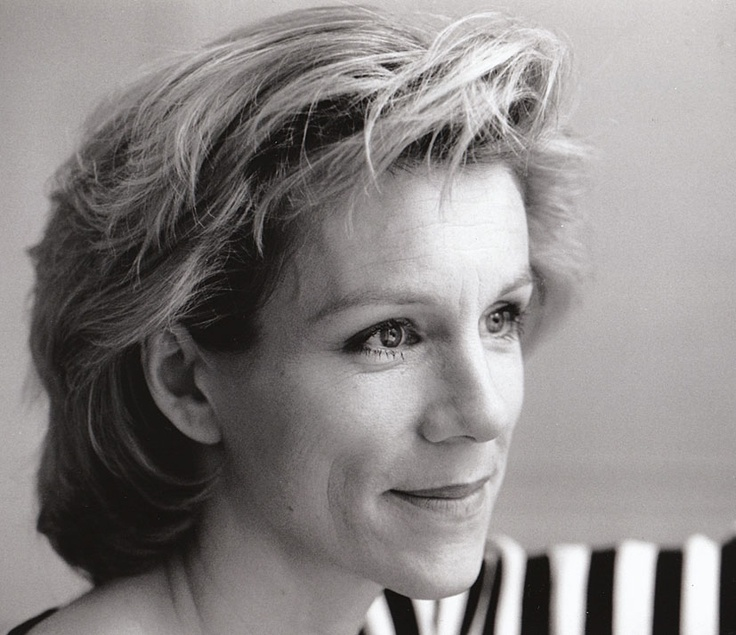 The truly, madly, deeply wonderful Juliet Stevenson