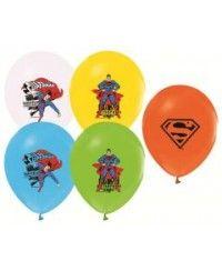 Superman Balon 20 Adet