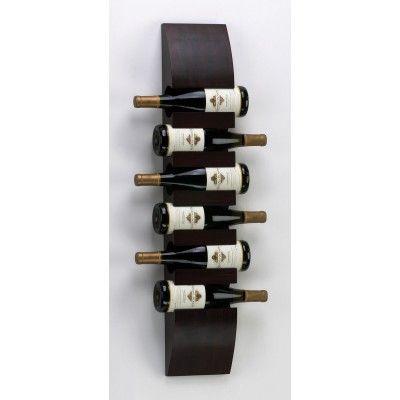 Wine Wall Storage