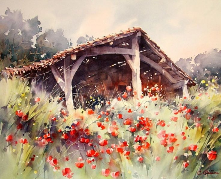 22 stunning watercolor masterpieces that you have to see