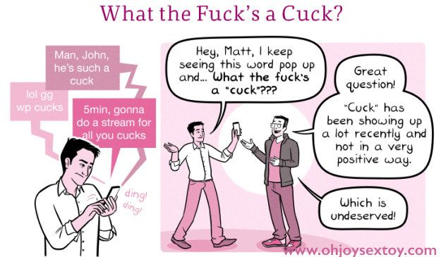 """""""What the Fuck is a Cuck"""" comic and the blowback"""