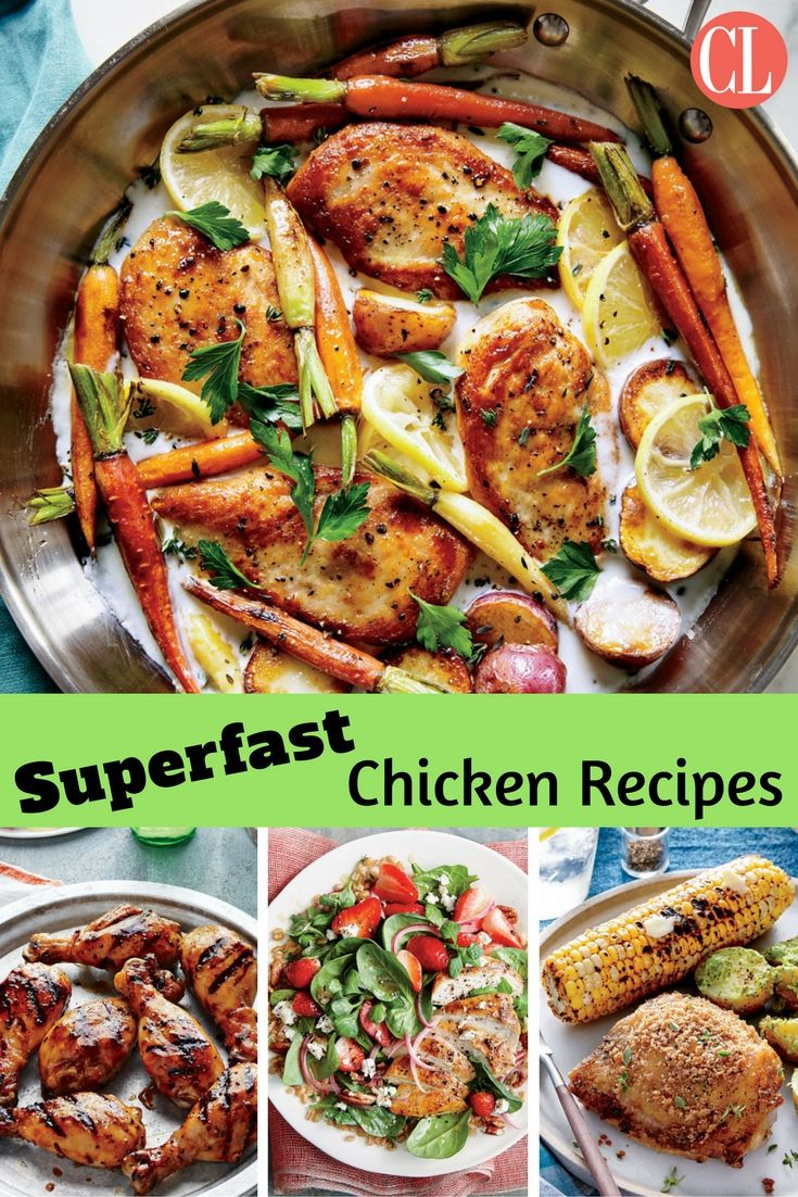 1122 best Quick and Easy Dinners images on Pinterest   Easy ...