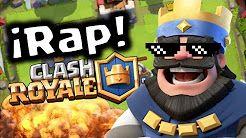 (4) rap de clash royale - YouTube