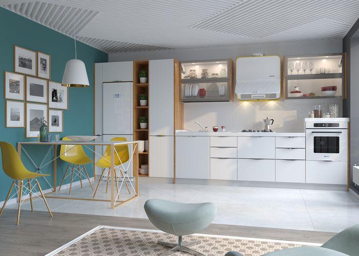 Кухня Interium Модерн.21