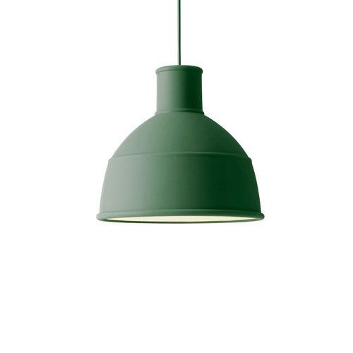 Unfold groene hanglamp van Muuto