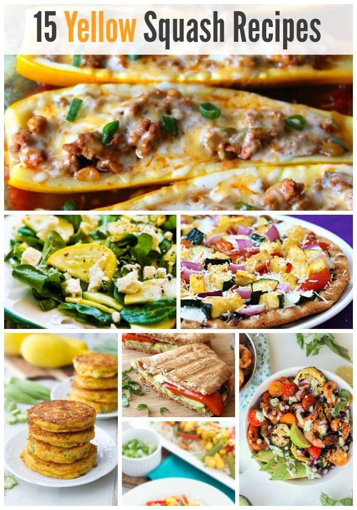 For Yellow Squash on Pinterest | Yellow Squash Recipes, Summer Squash ...