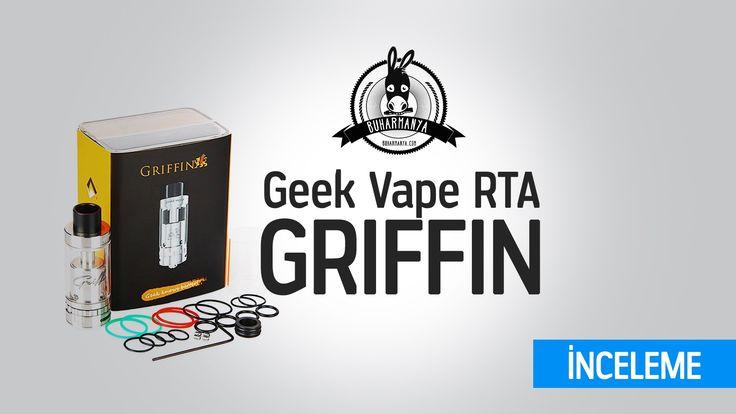 Geek Vape Griffin (RTA) İncelemesi