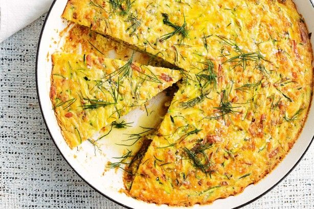 Get this easy cheesy dish in the oven in just 10 minutes.