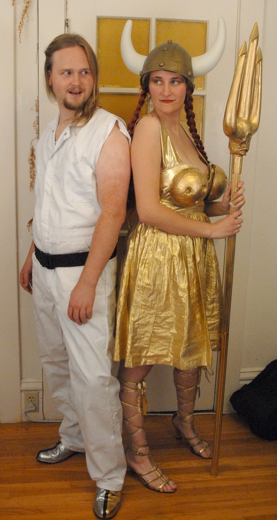 The Dude And Maude Big Lebowski Couples Costumes