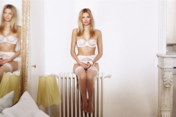 Stella McCartney Summer 2012 Lingerie Collection
