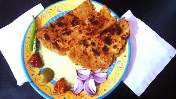 Facets of Adi - Regional Cuisine: Malai Paratha