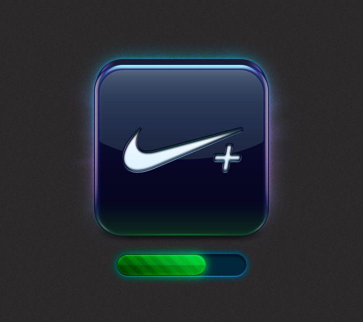 Alternative Nike+ Icon