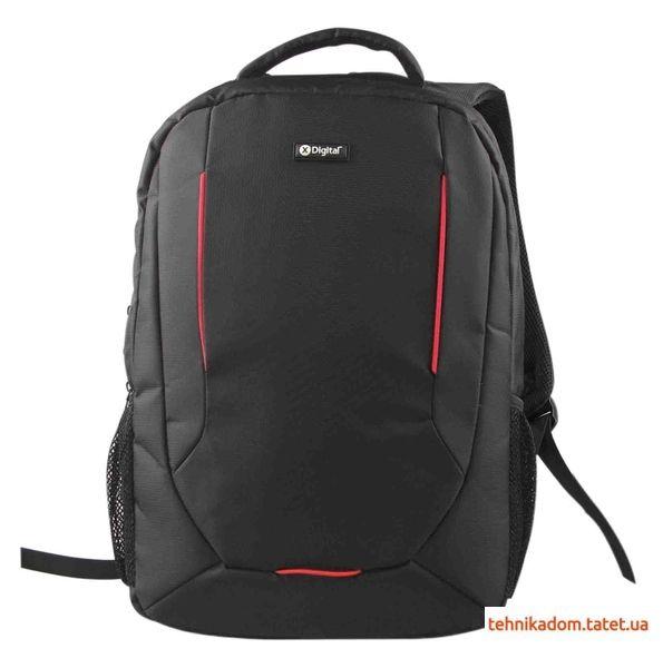 """Рюкзак X-Digital Corato 416 15""""-16"""" Black (ACT416B)"""