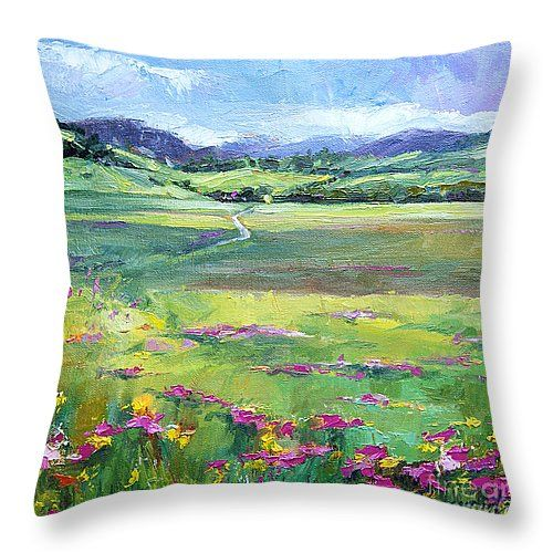 #pillow #art #green #colorful