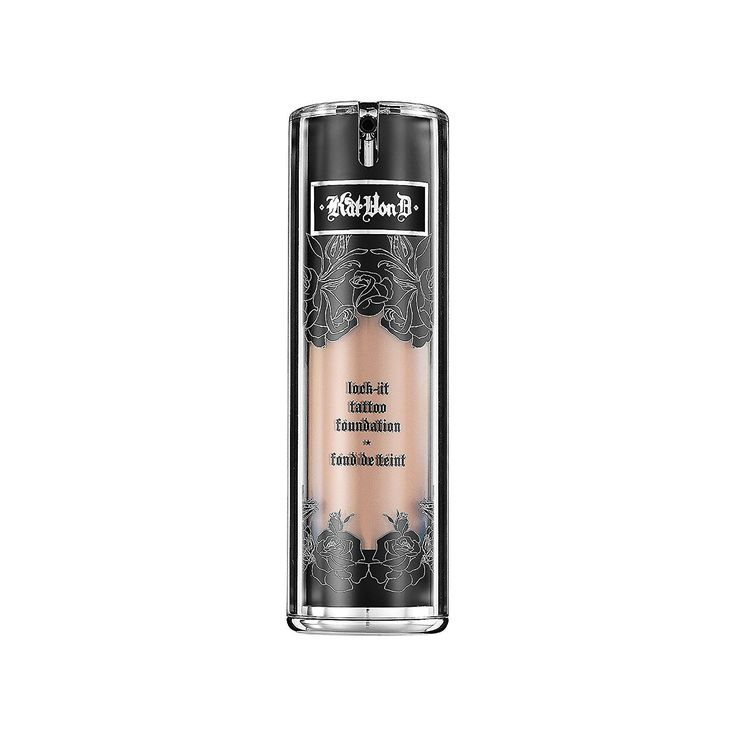 Kat Von D Lock-It Tattoo Foundation Deep 71 -- Details can be found by clicking on the image.