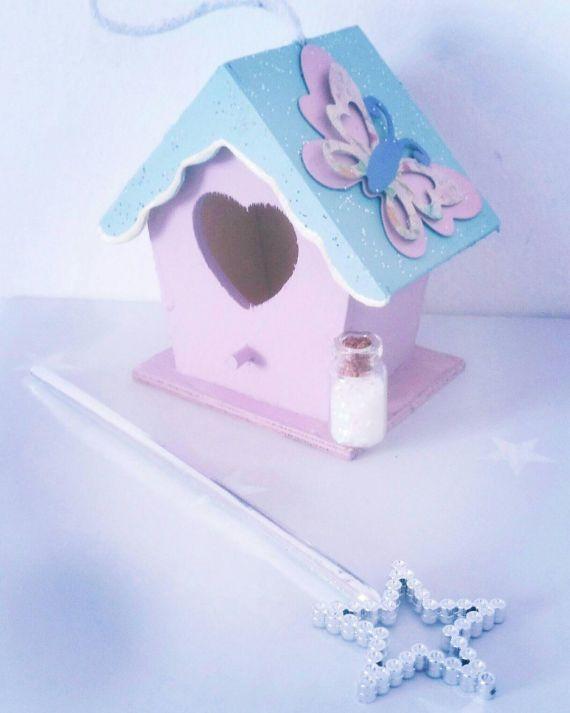 Fairy house worry fairy tooth fairy letter tooth fairy