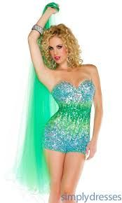 Prom Romper Dress