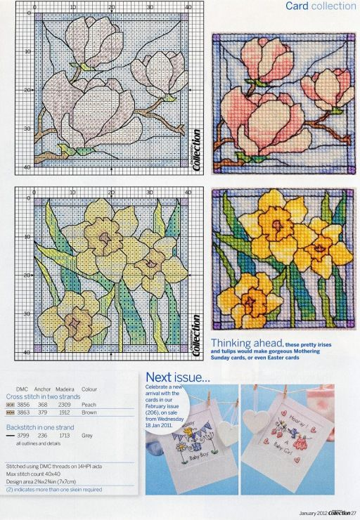 Spring Blooms (Pg 2 of 3)