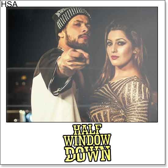 http://hindisingalong.com/half-window-down-half-window-down.html  Name of Song - Half Window Down Album/Movie Name - Half Window Down Name Of Singer(s) - Neetu Singh, Ikka Released in Year - 2016 Music Director of Movie - Dr Zeus Movie Cast -