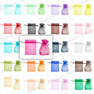 25 unique organza gift bags ideas on pinterest sweet 16 20 40 60 100 strong organza gift bags wedding jewelry pouch wholesale 20 color ebay negle Images