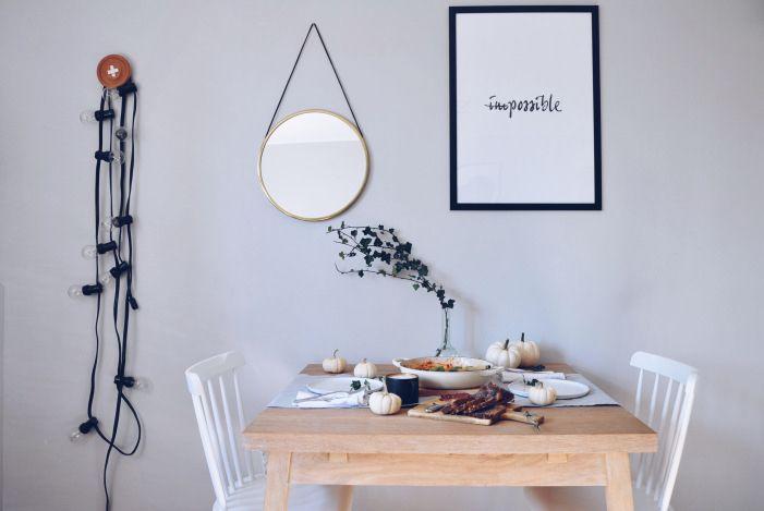 Sophie table made of oak wood #table #woodentable #dinningtable #dinningroom