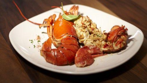 Une recette de homard thermidor présentée sur Zeste et Zeste.tv