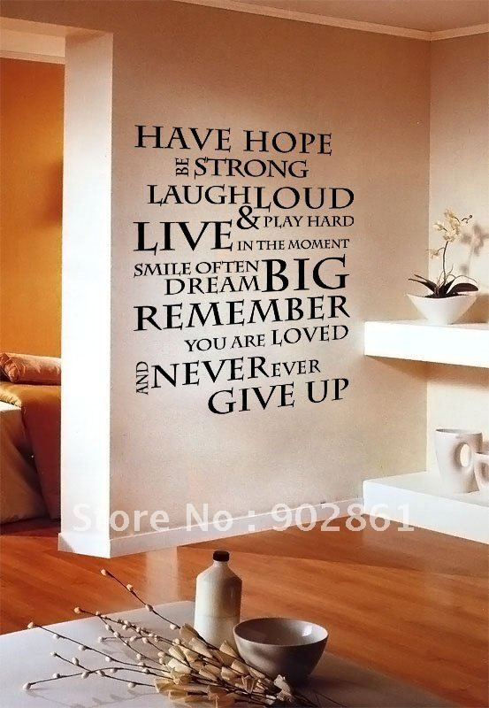 Best 25+ Wall Stickers Quotes Ideas On Pinterest | Bedroom Wall Stickers, Wall  Stickers And Scandinavian Wall Stickers Part 85