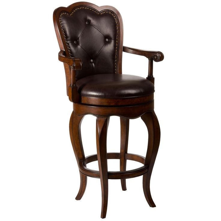 Hillsdale Eastwind Swivel Counter Stool Our Bar Stool Interpretation Of The  Classic Living Room Armchair, The Eastwind Stool Is A Comfortable Classic  Ideal ...