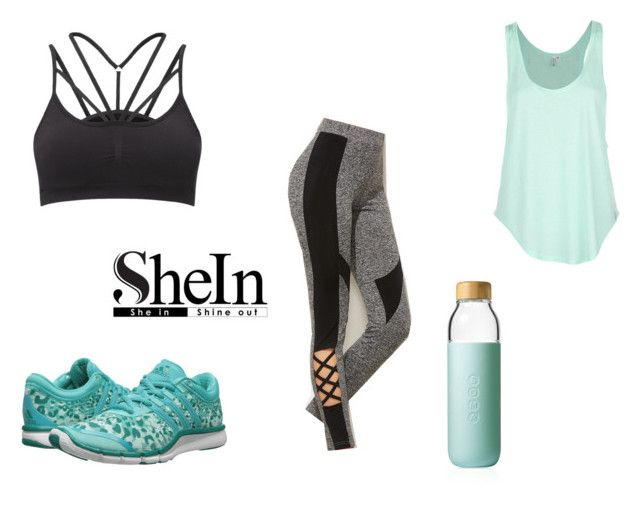 """""""SheIn"""" by realitybytes85 ❤ liked on Polyvore featuring Sweaty Betty, Rip Curl, adidas, Soma and shein"""