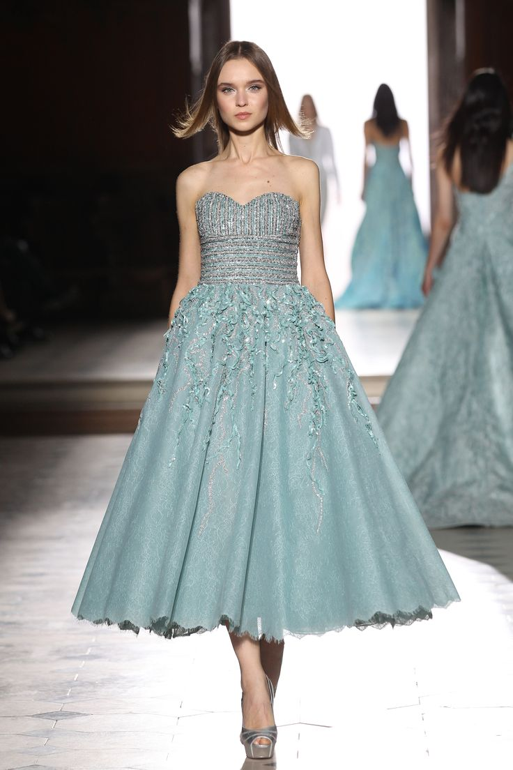 Tony Ward Couture Spring Summer 2016 l Style 11