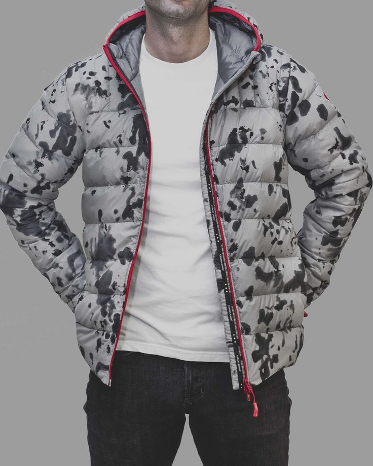 Canada Goose mens sale official - Brookvale Hoody x Whiteout #CanadaGoose | For That One Guy ...