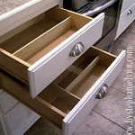 DIY Drawer organization! Under The Table and Dreaming: Do it Yourself Drawer