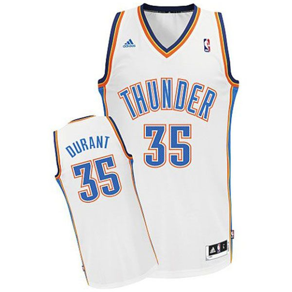 ... Revolution 30 Swingman White Jerseys OKC Thunder 35 Kevin Durant  2015-16 Alternate Orange Jersey. See More. 698436bf4
