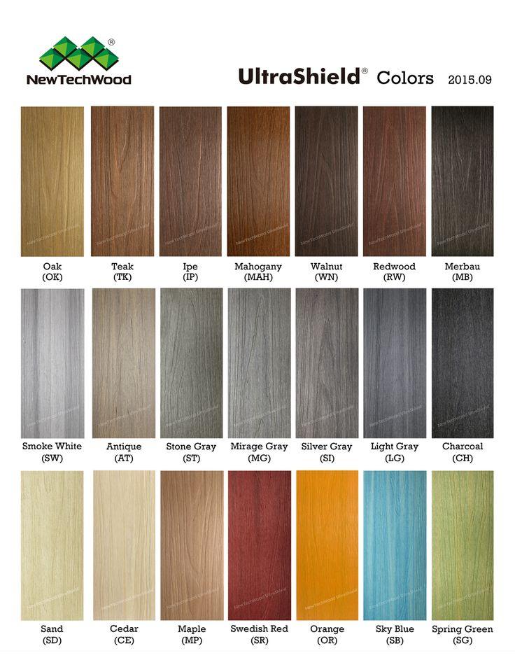 Composite Decking | Outdoor Deck | NewTechWood UltraShield
