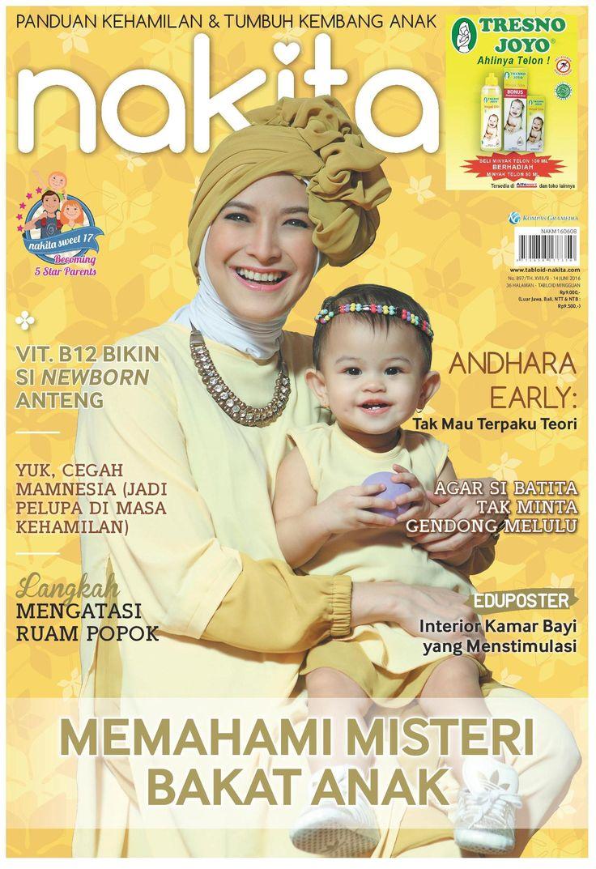 Tabloid Nakita edisi 897, terbit 8 - 14 Juni 2016
