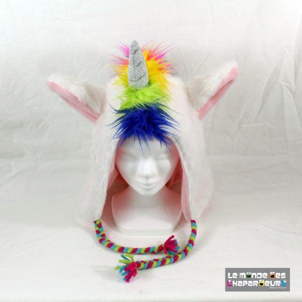 bonnet licorne