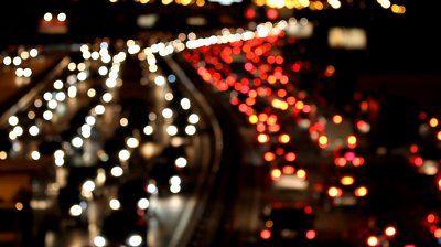 traffic jam at night - Google zoeken