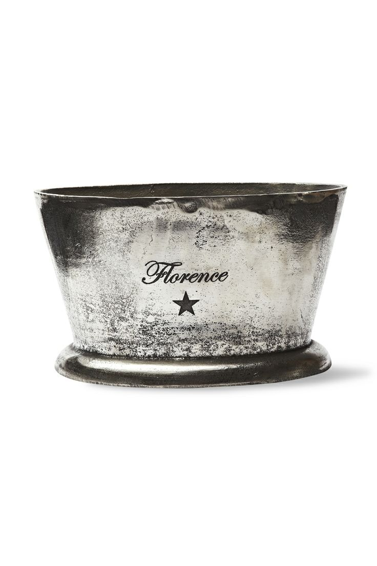Florence Design Champagne Bucket, Steel <3