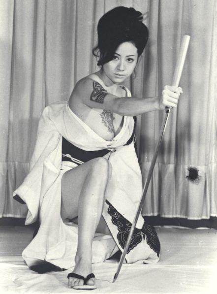 """vintagewoc:  """"Reiko Ike (1973)  """""""
